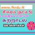 தரம் 5 - சுற்றாடல் - 500 வினாக்கள் - சிகரம் வெளியீடு
