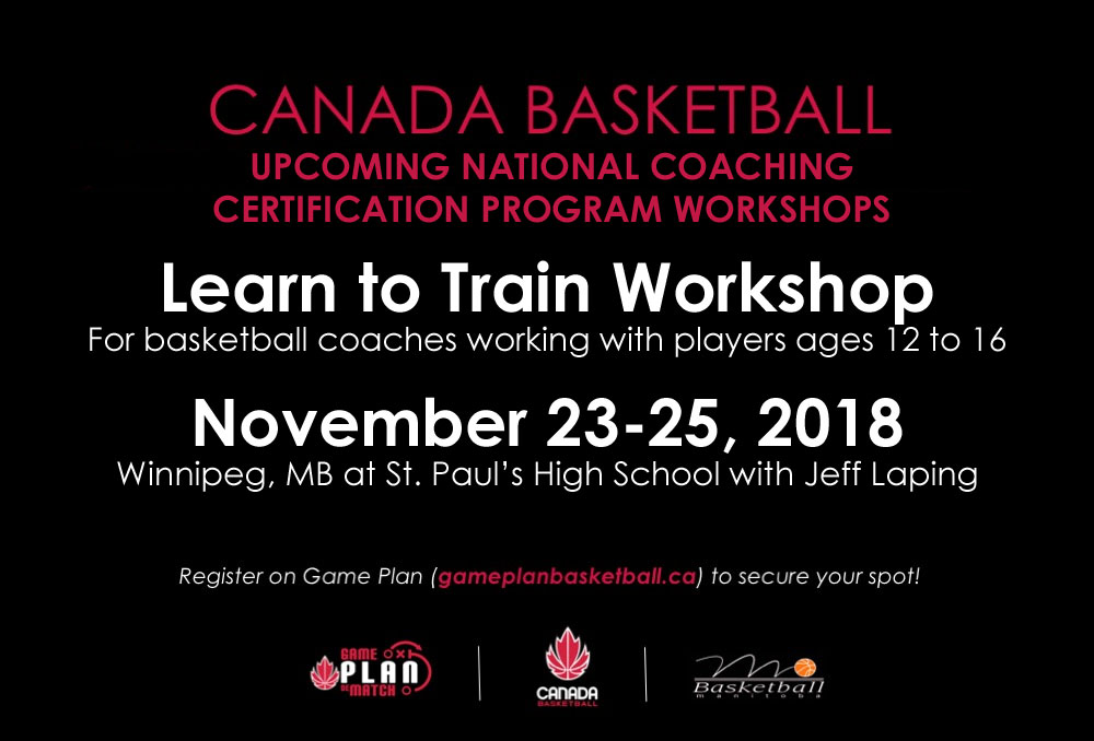 deadline thursday: nccp learn to train basketball coaching workshop ...
