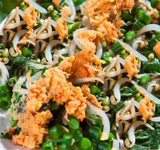 resep-dan-cara-membuat-urap-sayur-kacang-panjang-taoge-enak-gurih