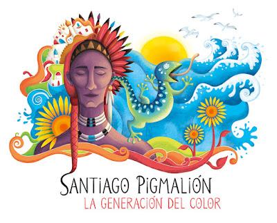 Santiago Pigmalion La generación del color