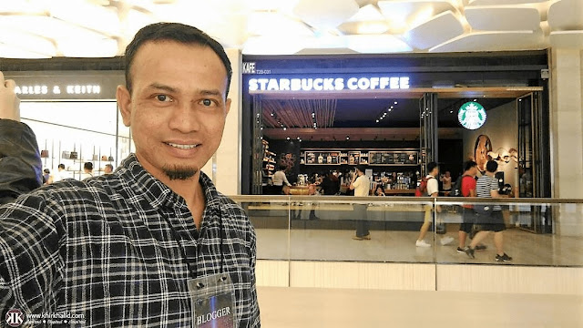 Starbuck Coffee Reserve, Sky Avenue, Genting Highlands,