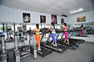 Máy chạy bộ điện đa năng cho phòng gym