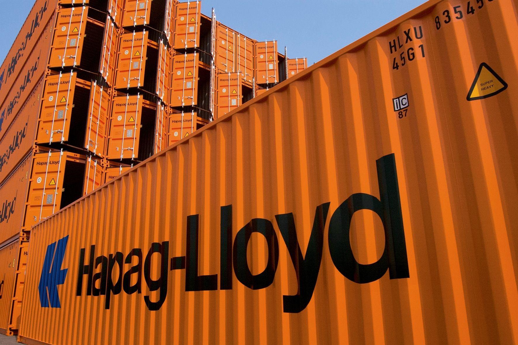 Hapag-Lloyd encomenda 75 mil contêineres para alívio de escassez nos portos