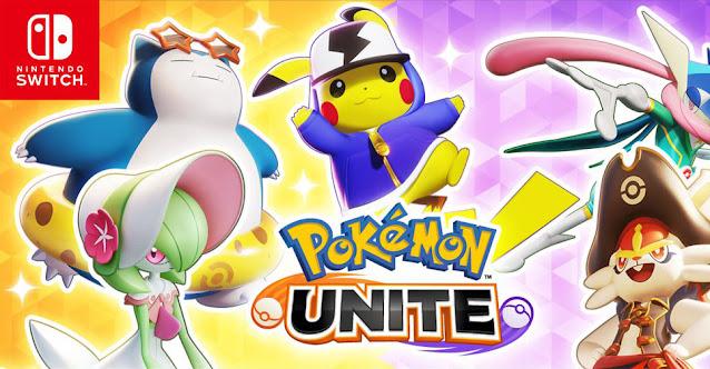 Pokémon UNITE ultrapassa nove milhões de downloads no Switch; recompensa será distribuída