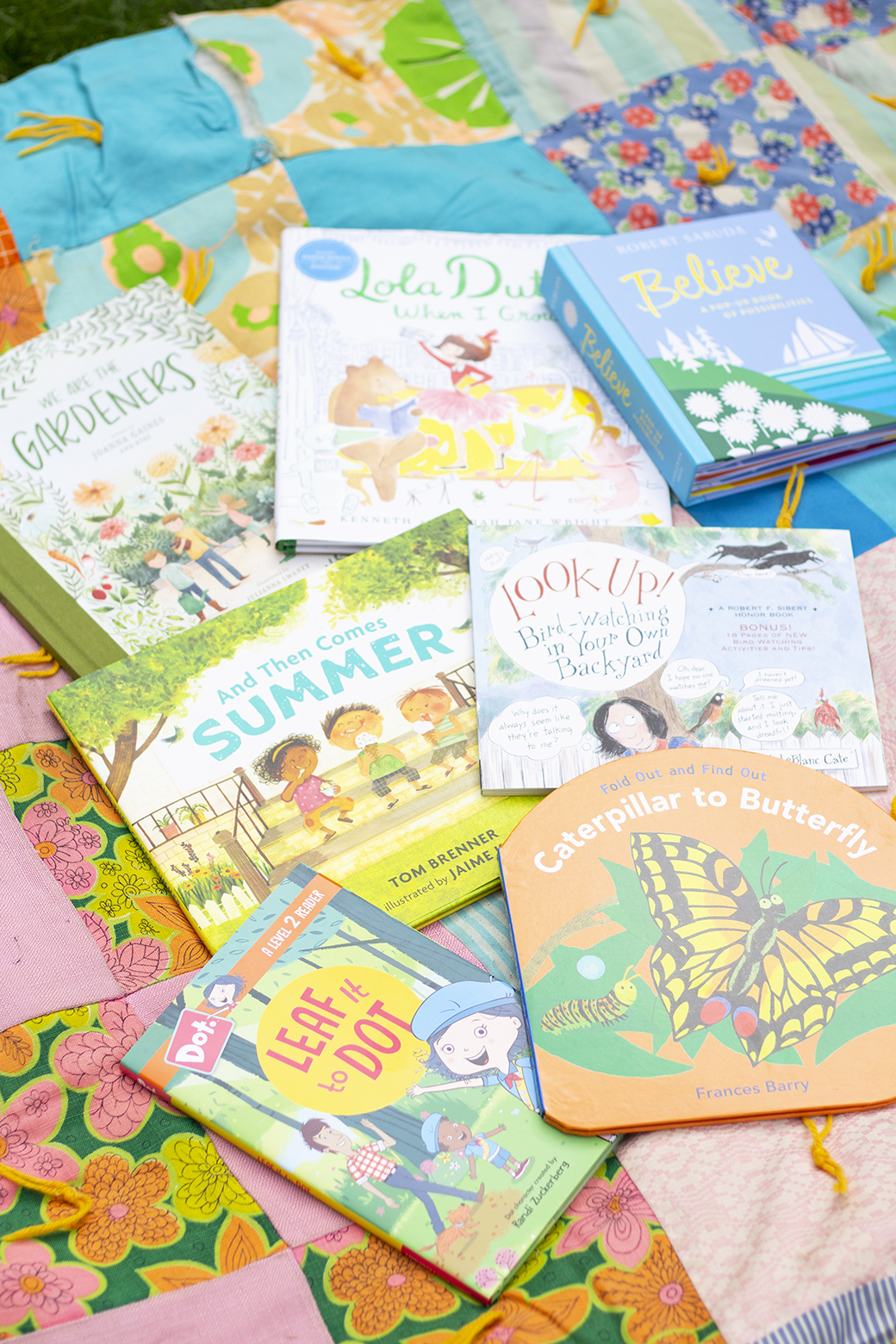 Summer 2019 Kids Books