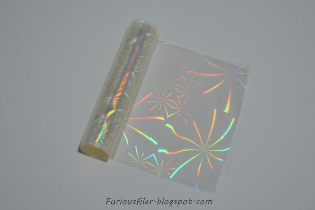 bornprettystore holographic foil stars review furious filer