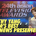 ANC's Cathy Yang is Hailed as Asia's Best TV News Presenter