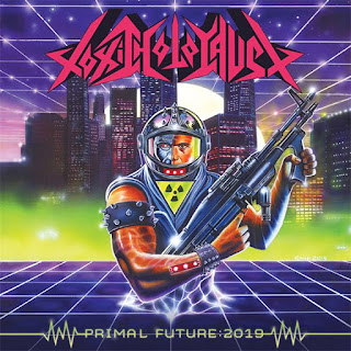 """Το βίντεο των Toxic Holocaust για το """"Chemical Warlords"""" από το album """"Primal Future: 2019"""""""