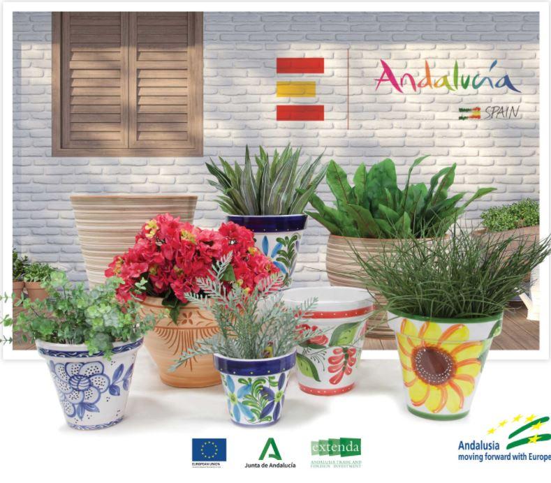 Handmade & Hand Painted Planters