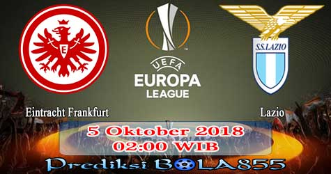 Prediksi Bola855 Eintracht Frankfurt vs Lazio 5 Oktober 2018