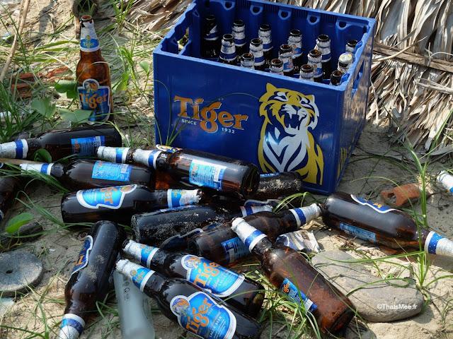 biere tiger mer plage resto mama ly hoi an vietnam