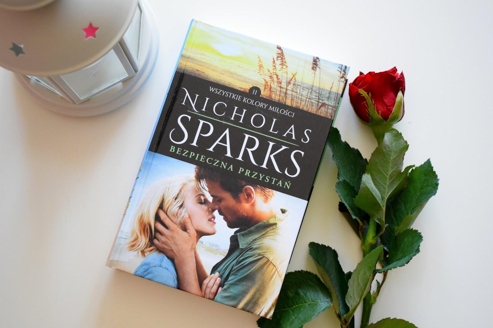Nicholas Sparks, Bezpieczna przystań