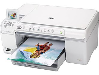 HP Photosmart C5580 Printer Driver Download