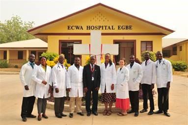 ECWA School of Nursing, Egbe School Fees 2019