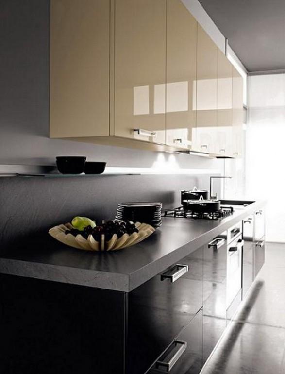 Ideas para la decoraci n de cocinas peque as c mo - Decoracion de cocinas pequenas y modernas ...