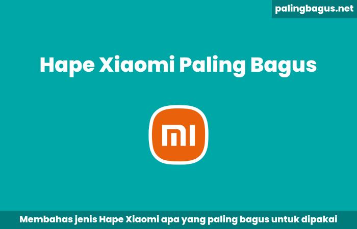 HP Xiaomi Paling Bagus