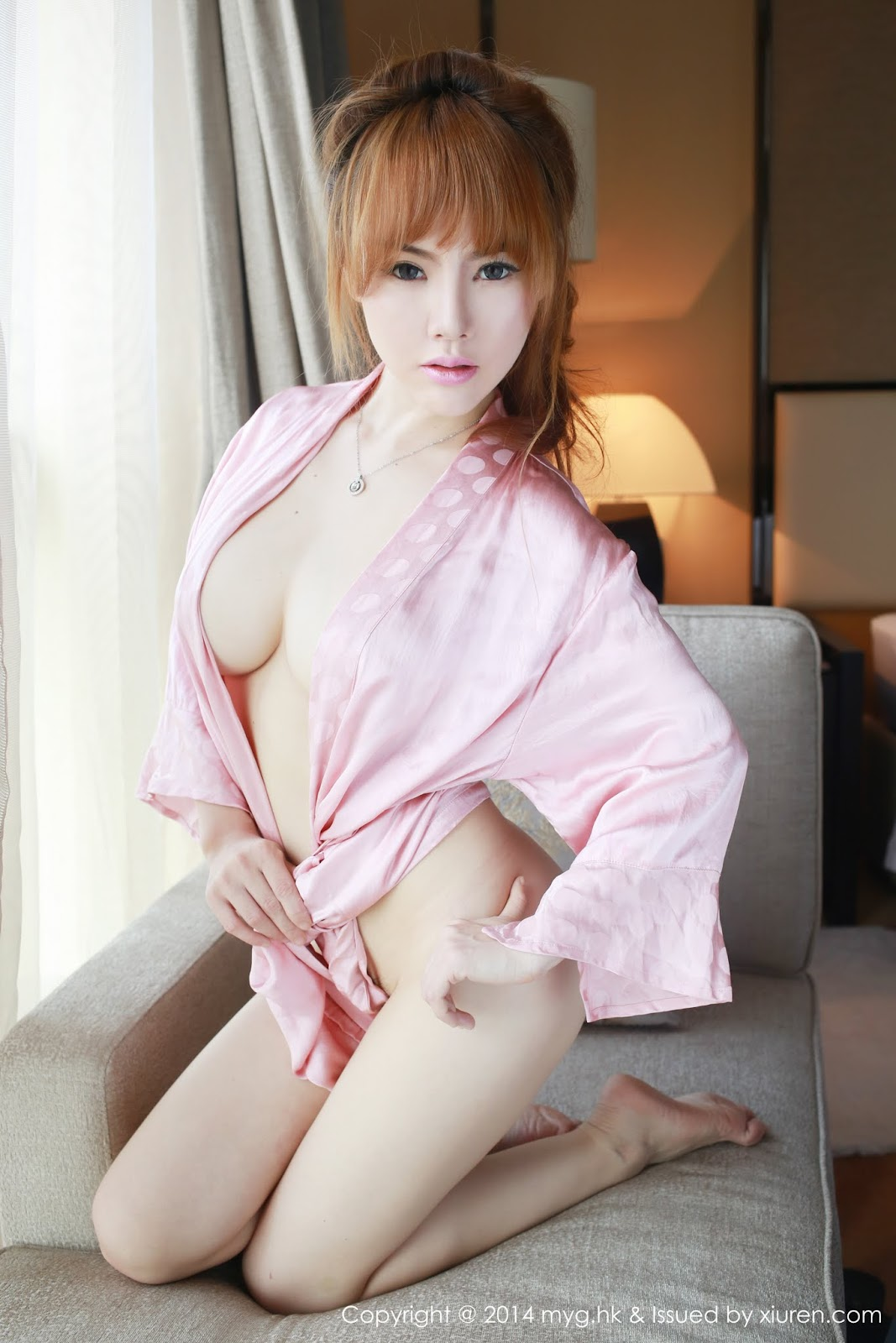 10009 - Photo Nude Hot MYGIRL VOL.32