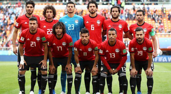 مصر تتصدر المجموعة برصيد 9 نقاط بعد الفوز على اوغندا 2-0 كاس الامم الافريقية