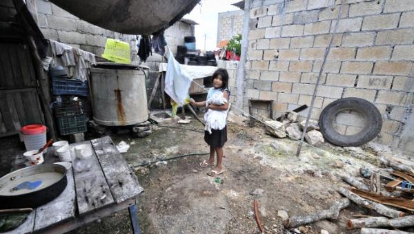 Más de la mitad de la población mexicana vive en condiciones de pobreza