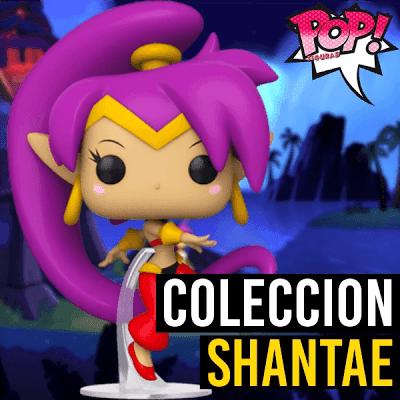 Lista de figuras Funko POP Shantae