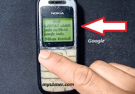 TIPS MENGAMANKAN SMS VERIFIKASI 2 LANGKAH AKUN GOOGLE AGAR TIDAK DI SADAP