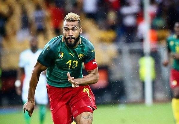 CAN 2019: Choupo-Moting nouveau capitaine des Lions Indomptables