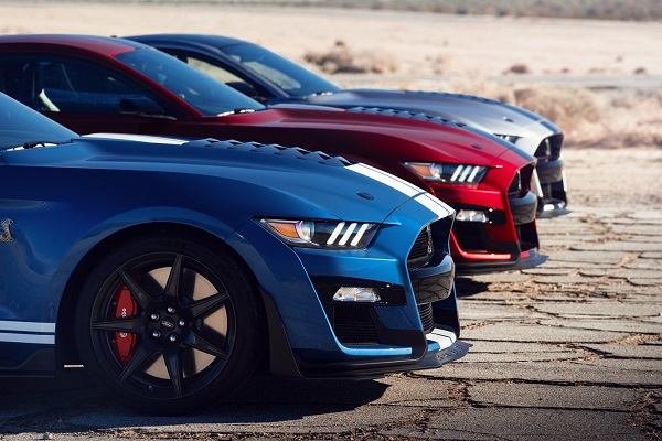 Ford Mustang Shelby GT500 2019