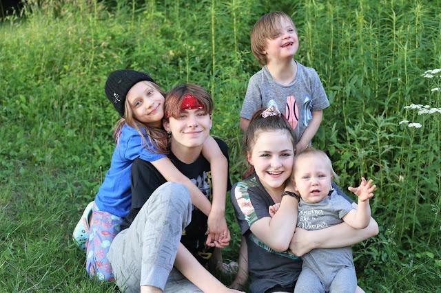 Social Distancing Through Summer with a Bajillion Kids