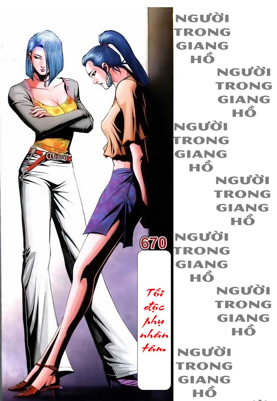 Người Trong Giang Hồ Chap 670 - Truyen.Chap.VN