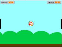 Pong3 Gioco creato con Scratch di Simone Bacciglieri
