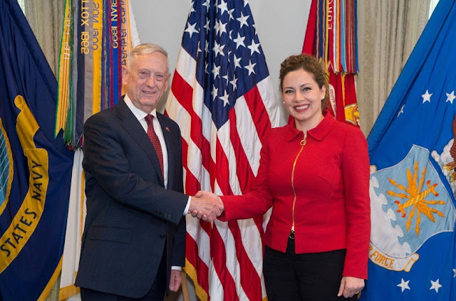 James Mattis: The US supports Albania in all areas