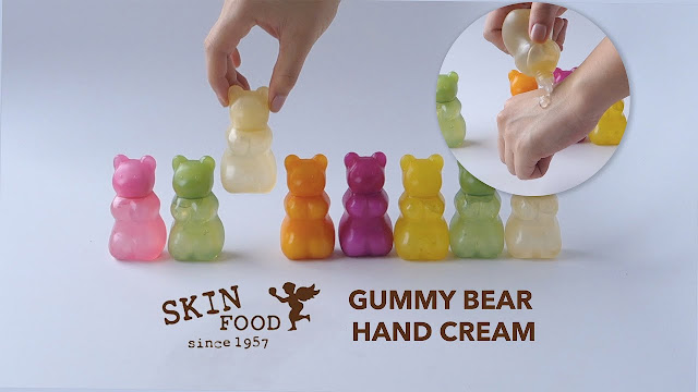 Jelly Hand Cream