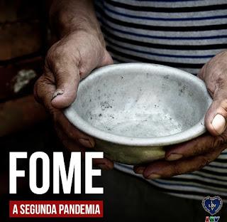Campanha Diga Sim da LBV, ajuda famílias no enfrentamento a fome na PB