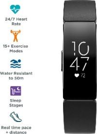 Stappenteller / activity tracker Fitbit