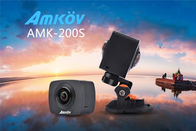 Amkov AMK200s