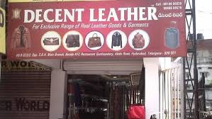 Top Leather goods Shops in Abids Hyderabad