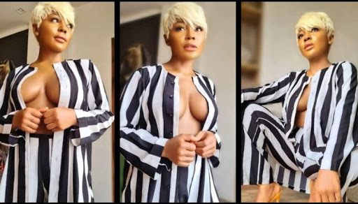 I Need A Bra Vendor, My Man Can't Have Me Showing Our Property Outside -  Ifu Ennada Cries Out