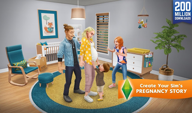 The Sims FreePlay Hileli APK