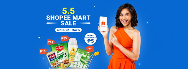 5 Essential Things to Buy from the Shopee Mart's 5.5 Sale