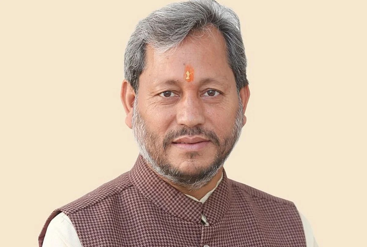 Tirath singh rawat new chief minister of uttarakhand