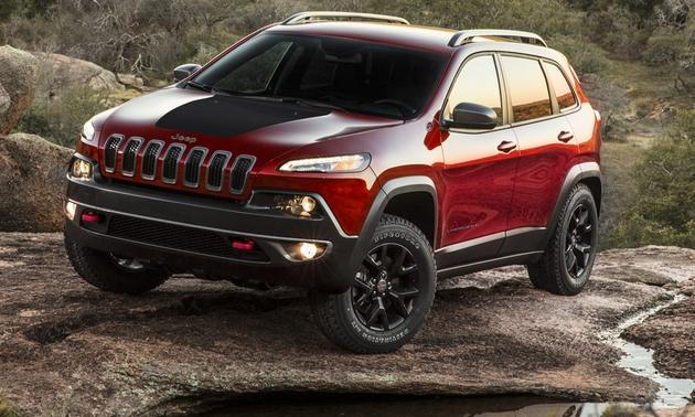 perry auto group 2014 jeep cherokee review. Black Bedroom Furniture Sets. Home Design Ideas