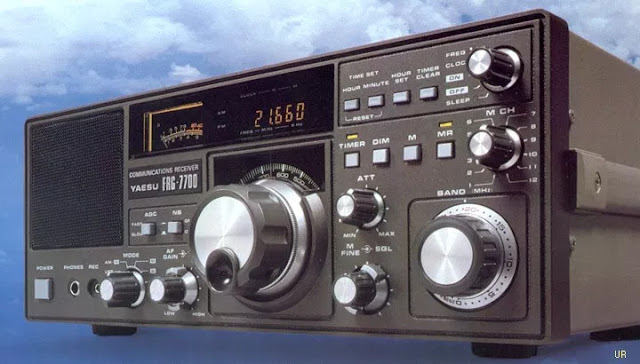 Yaesu FRG-7700 HF Receiver