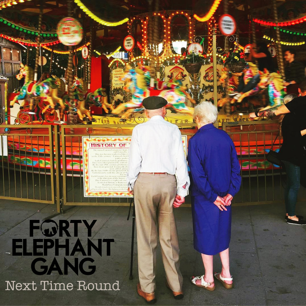 Forty Elephant Gang – Next Time Round (2021)
