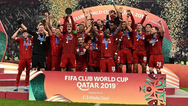 ليفربول يتوج بمونديال الأندية للمرة الأولى في تاريخه