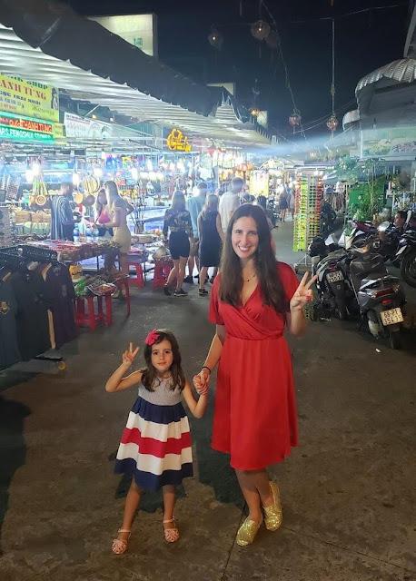 Mercados nocturnos Vietname