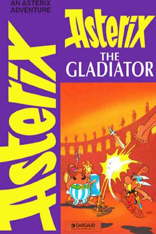 Asterix The Gladiator PDF