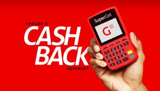Maquininha de Cartão Cash Back da GETNET