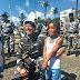 Salvador: Crianças de creche visitam o Batalhão de Choque da PM