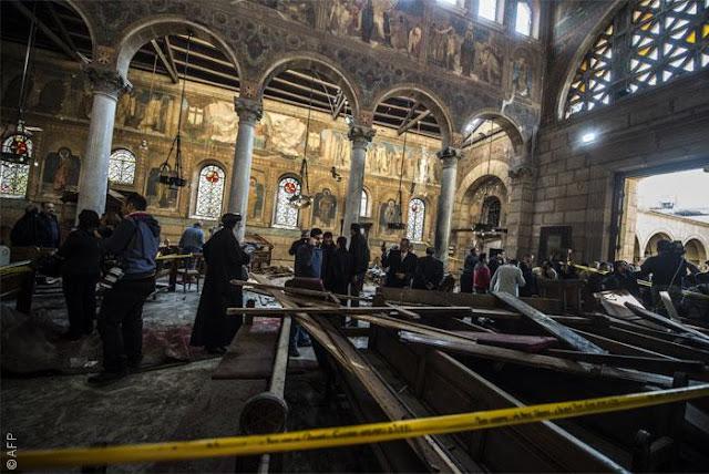 المولد النبوي 2016-تفجير الكنيسة البطرسية