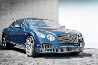 Bentley top selling models